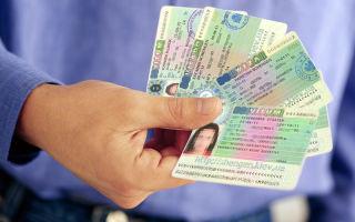 Что такое мультивиза Шенген