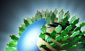 Страны с самым большим населением в мире