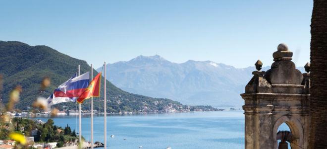 Оформление визы в Черногорию для россиян