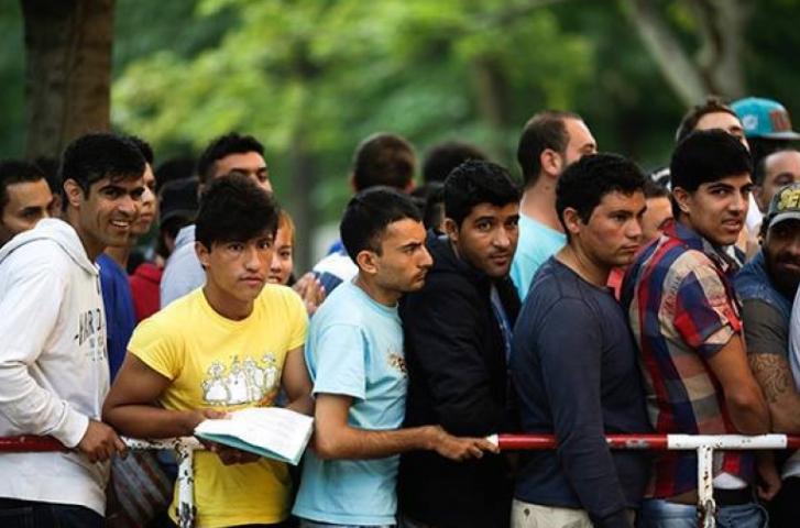 германия распахнет двери для рабочих эмигрантов