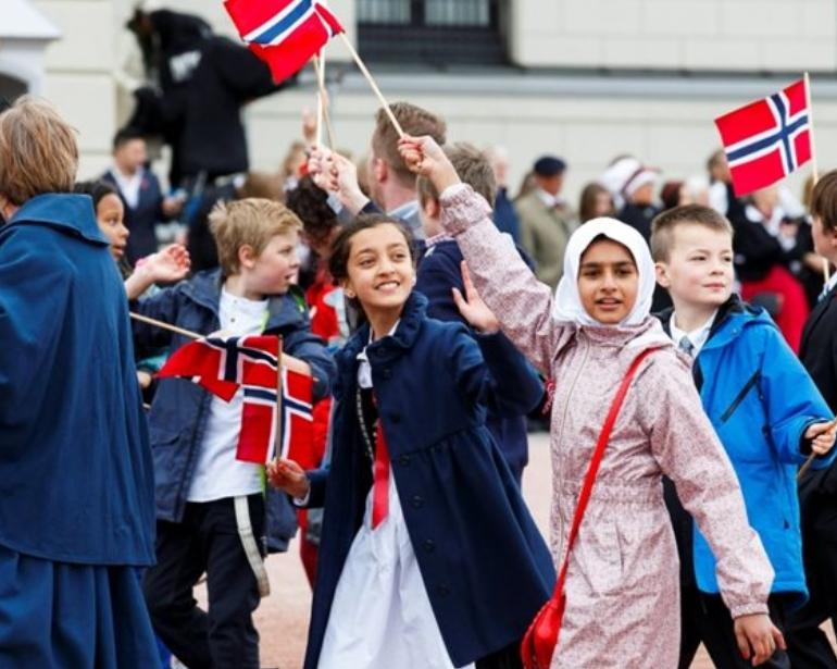 эммиграция в Норвегию