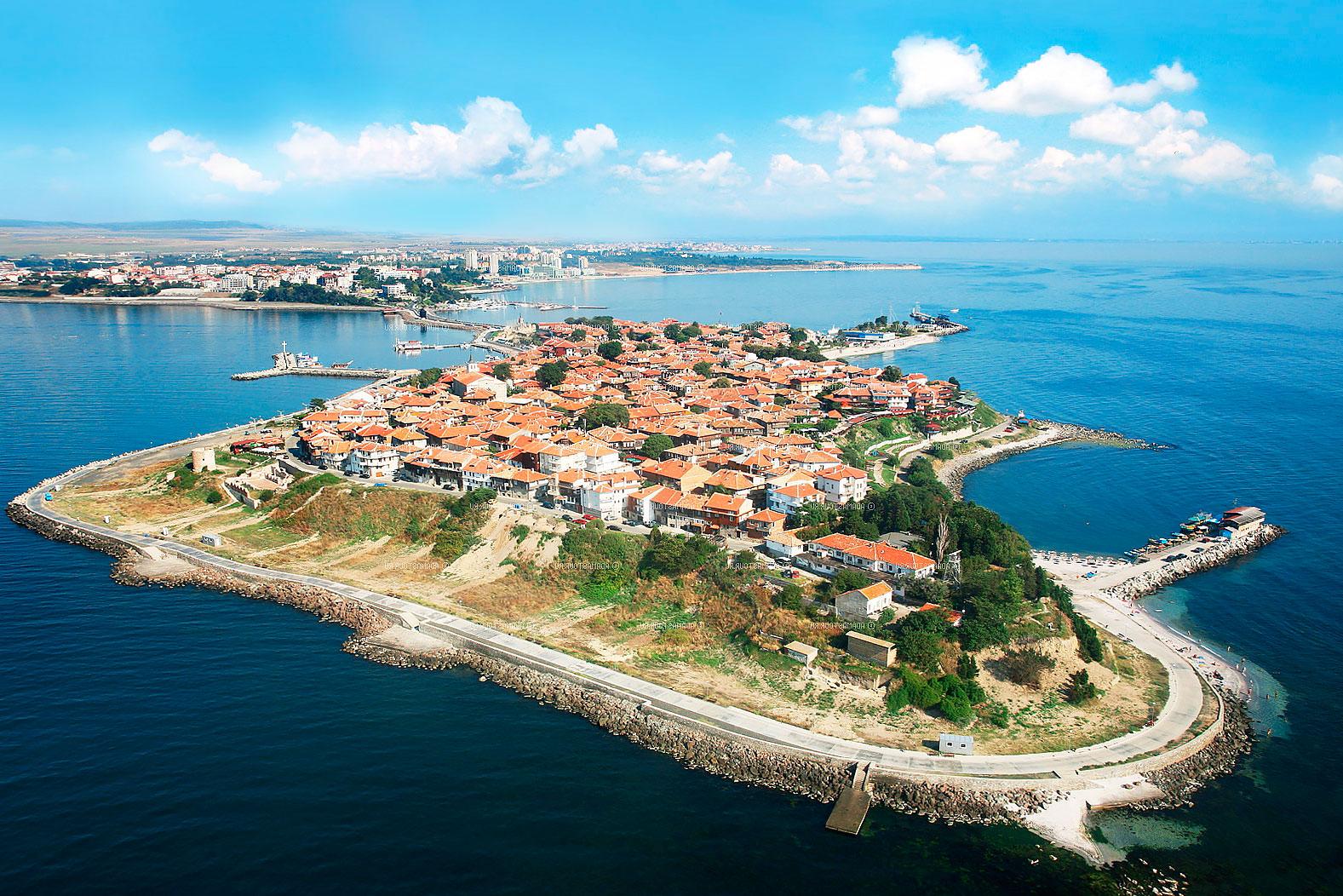 остров болгария
