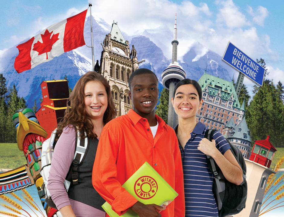 переселенцы канады