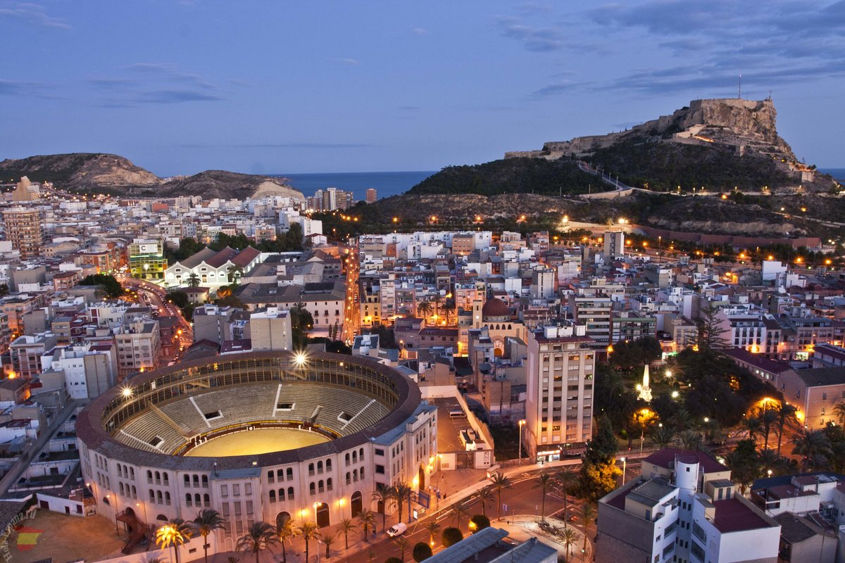 проживание в испании