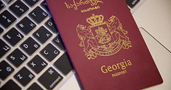 загранпаспорт в грузию